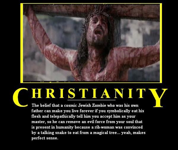 Christianity: makes sense